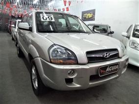 Hyundai Tucson Gl 2.0 16v Aut. 2009 Completa + Rodas + Mp3!