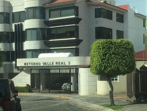 Ret. Valle Real Depto En Renta, Valle De Las Palmas (rc)