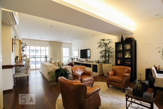 Apartamento Para Aluguel - Cambuí, 4 Quartos, 145 - 893000357