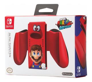 Super Mario Odyssey Joy Con Nintendo Switch Envio Gratis