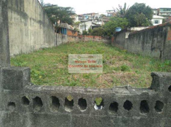 Terreno, Suíssa, Ribeirão Pires - R$ 310 Mil, Cod: 263 - V263