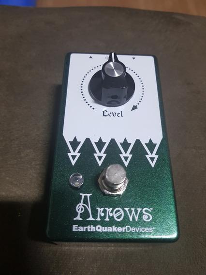 Pedal Arrows Earth Quaker Devices Pré Booster Boutique