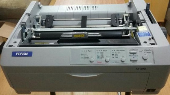 Frete Grátis Impressora Epson Matricial Fx 890 Fx-890 Fx890