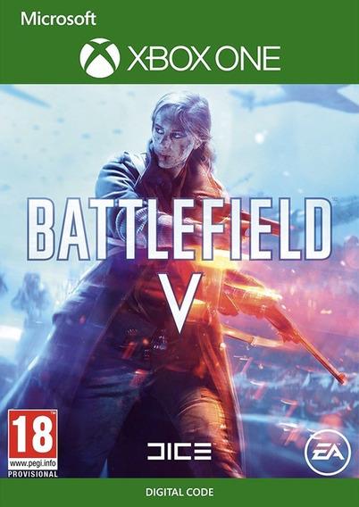 Battlefield V Battlefield 5 Xbox One Cód. 25 Digitos Digital