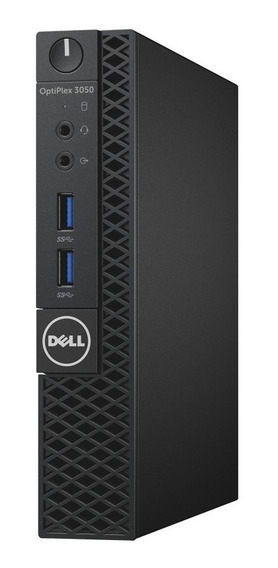 Dell Optiplex Mini 3050 I3 7100t 8gb Hd 500gb Ultracompacto
