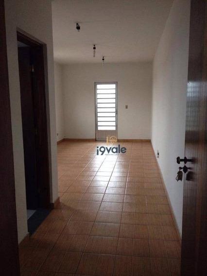 Sala Comercial Para Locação, Jardim Das Indústrias, Jacareí-sp. - Sa0001