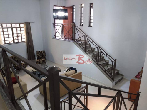 Imagem 1 de 17 de Casa Com 3 Dormitórios À Venda, 256 M² Por R$ 890.000,00 - Jardim Tereza - Itatiba/sp - Ca1435