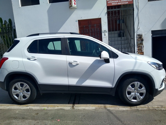 Chevrolet Tracker Mecánica 4x2