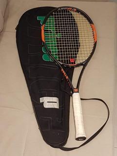 Raquete De Tênis Wilson Nitro Pro 103