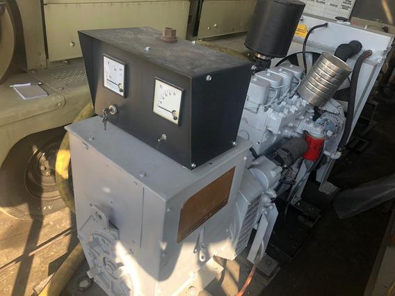 Planta Generador De Luz Igsa 50 Kw Emergencia