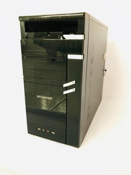 Computador Megaware Desktop - Envio Imediato