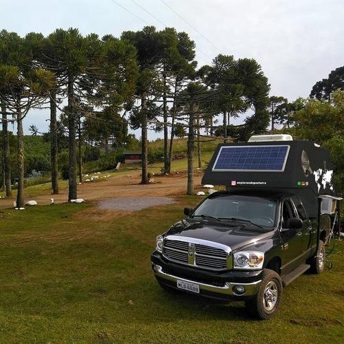 Motorhome Dodge Ram 4x4 Com Grand Camper