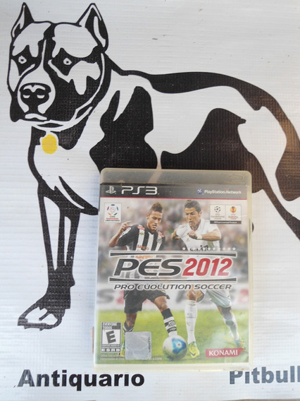 Pes Pró Evolution Soccer 2012