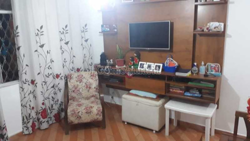 Imagem 1 de 15 de Apartamento Em Inhaúma - Caap20419