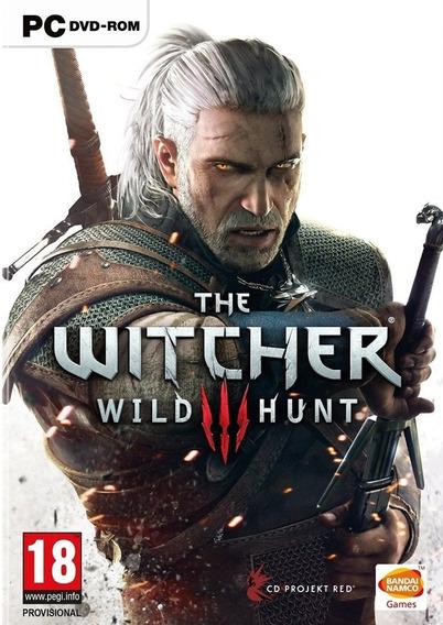 Jogo The Witcher 3 Pc Mídia Digital Offiline Envio Na Hora!