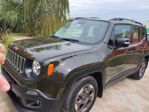 Jeep Renegade At6 Sport Plus 2017 Cuero Barreros Alfombras