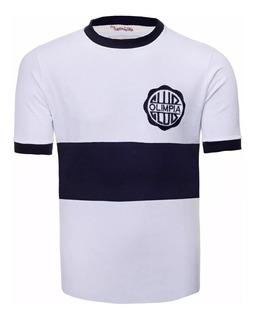 Camisa Olimpia Do Paraguai Retro 1979 Campeão Mundial