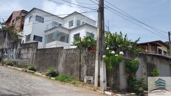 Casa Triplex A Venda Em Ponta Negra Vista Mar