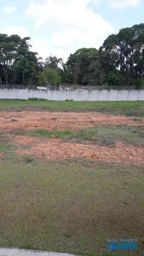 Imagem 1 de 15 de Terreno Em Condomínio - Residencial Ypê Dourado - Sp - 589424