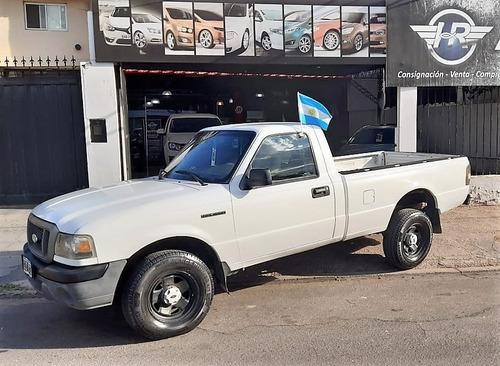 Ford Ranger Cabina Simple Motor 3.0 Diesel - Xl Pus