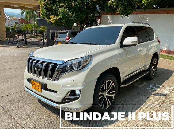 Toyota Prado Vx 2015 Europea Blindaje 2 Plus