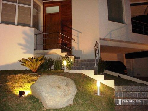 Casa Com 4 Dormitórios À Venda, 450 M² Por R$ 1.990.000,00 - São Paulo Ii - Cotia/sp - Ca0590