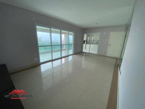 Apartamento Com 3 Dormitórios Para Alugar, 191 M² Por R$ 5.300,00/mês - Jardim Esplanada - São José Dos Campos/sp - Ap2265