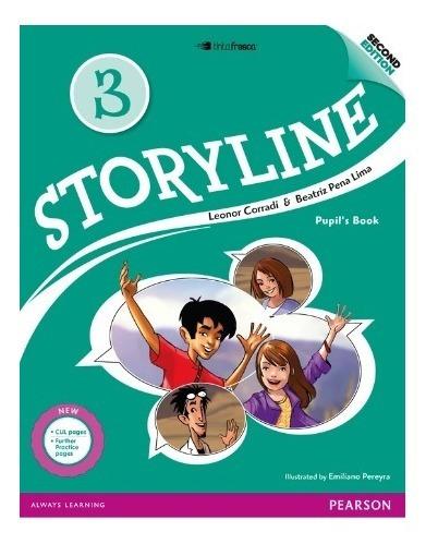 Libro Storyline 3 Pupil