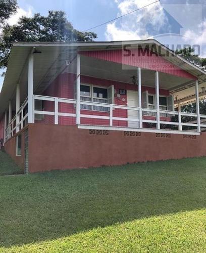 Imagem 1 de 15 de Chácara Para Venda Em Suzano, Ipelandia, 3 Dormitórios, 2 Banheiros, 6 Vagas - Ve1615_2-1008250