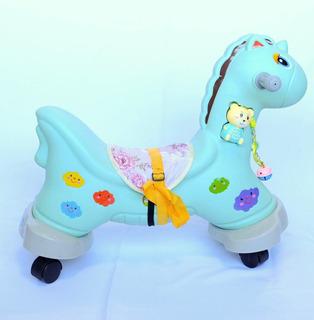 Buggy Unicornio Con Ruedas Niño-niña