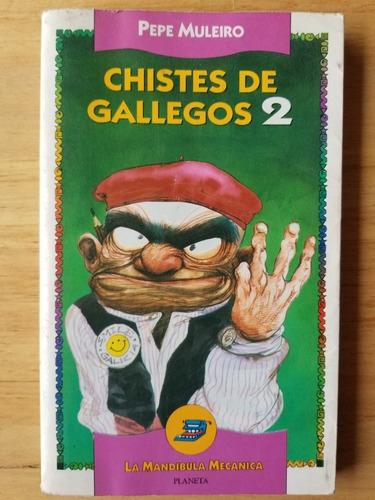 Libro Chistes De Gallegos Parte 2