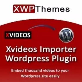 Pluguin De Importação Do Xvideos Para Wordpress