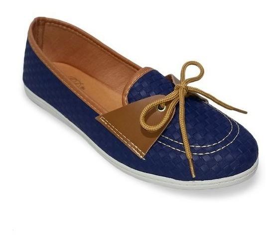 Sapato Sapatilha Alpargata Feminino Mocassim
