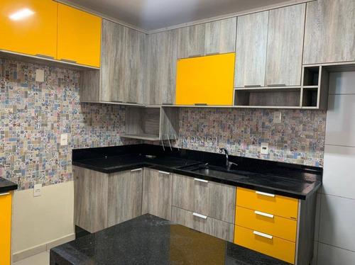 Imagem 1 de 10 de Casa Com 2 Dormitórios À Venda, 90 M² Por R$ 320.000,00 - Novo Horizonte - Macaé/rj - Ca0102