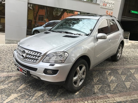 Mercedes-benz Ml 350 3.5 4x4 V6 Gasolina 4p Automático