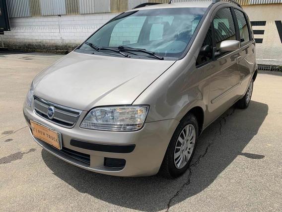 Fiat Idea 1.8 Hlx Flex 5p 2007