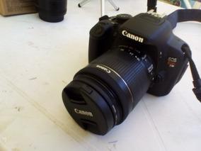 Cámera Canon T5i Professional