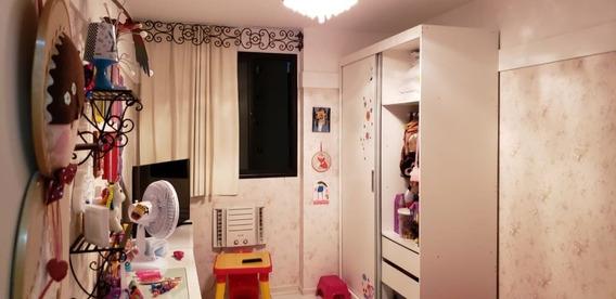 Apto No Condominio Piazza Bella, Na Alameda Das Arvores - Cp6437