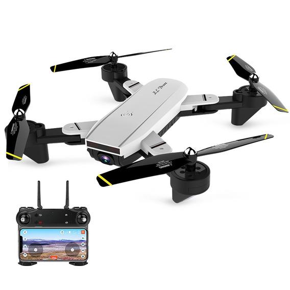Drone Con Cámara Goolrc Sg700-d Control Plegable Batería