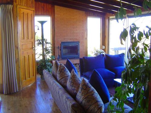 Imagen 1 de 16 de Excelente Casa, Vista Espectacular - Solo Verano