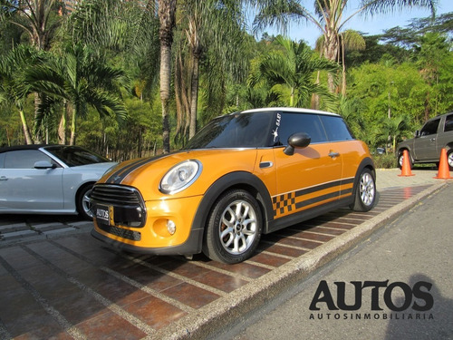 Mini Cooper Pepper Cc1500 Turbo Mt