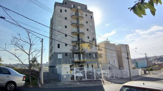 Apartamento Para Alugar Em Valinhos Com Suíte, 02 Dorms, Nova Era, Valinhos - Sp - Ap1591