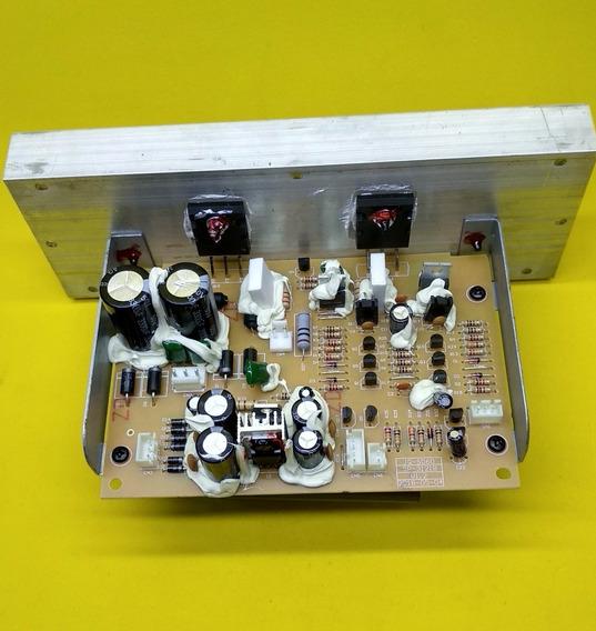Placa Do Amplificador Caixa De Som Philco Pcx15000 721209