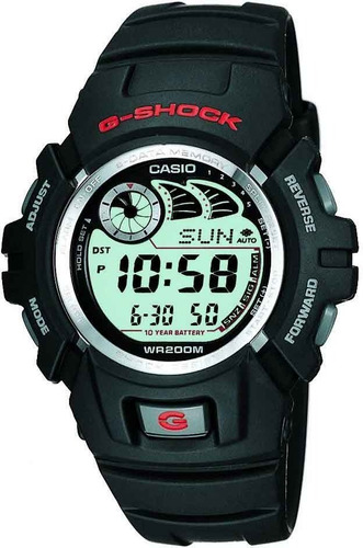Relógio Casio G-shock Masculino Digital G-2900f-1vd