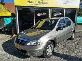 Renault Logan 1.6 Gris Beigs 2015