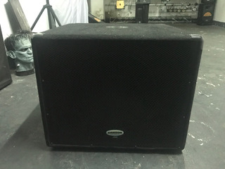 Samson Db1500a Subwoofer Activo 15 1000w Rms Oferta