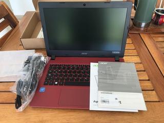 Notebook Acer Aspire 3 Celeron N3350 4gb 500gb Win 10,