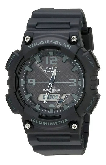 Casio Illuminator Reloj Sport Solar Aq-s810w-1a2vcf Ym