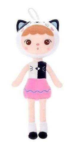 Boneca Metoo Doll Grande Gatinha Decoração Original