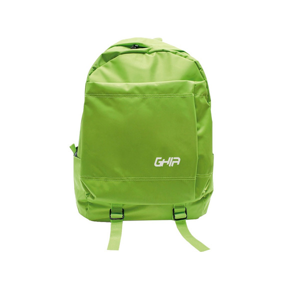 Mochila Para Laptop 15.6 Backpack Verde Juvenil Ghia